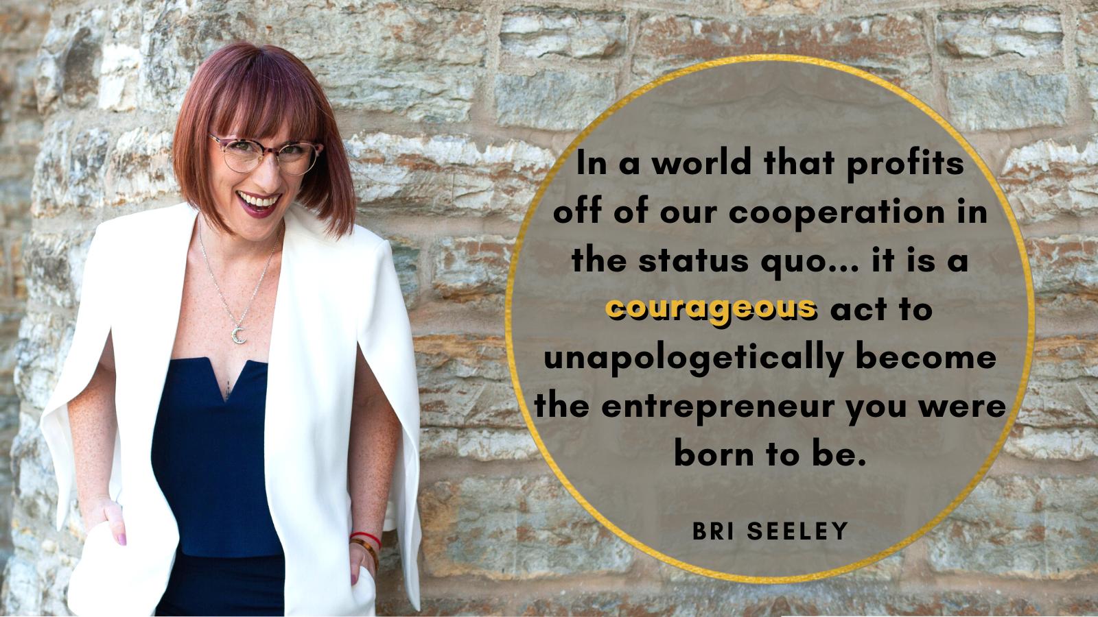 entrepreneur women quote